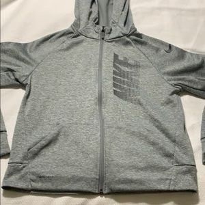 Nike Dry-Fit size Large hoodie sweater jacket
